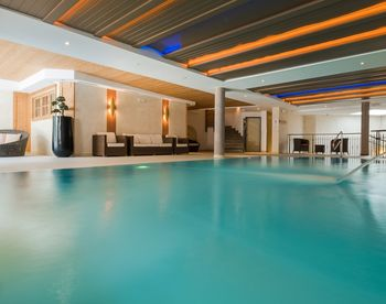 Solda Hotel with indoor pool holiday wellnss